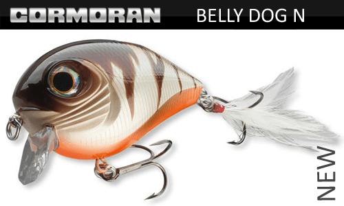 CORMORAN - Belly Dog N