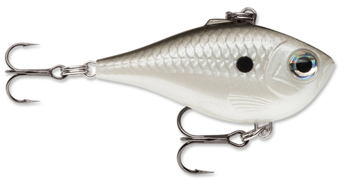 Ultra Light Rippin' Rap ULRPR04 Pearl Grey Shiner