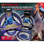 Fir T-Force XPS Fluorocarbon Saltwater 50m, 0.40mm / 12.125kg