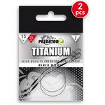 Struna Titanium (2buc/Plic) 20cm/15kg