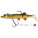 Effzett Baby Pike 13cm/24gr (2buc/Pac)