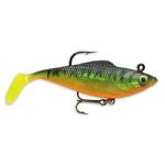WildEye Rippin' Swim Shad 8cm/14gr (3buc/plic) Firetiger