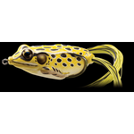 Frog Hollow Body 4.4cm/7gr Yellow/Black