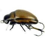 Carabu 2.4cm/1.6gr Brown