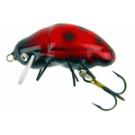 Ladybird 2.4cm/1.6gr Red