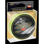 Nihonto Octa Braid Yellow Fluo 150m 0.20mm/18.10kg