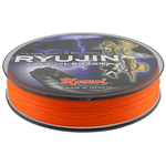 Ryujin PE 8 Braided 130m 23lb 0.14mm/11kg Orange