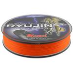 Ryujin PE 8 Braided 130m 18lb 0.08mm/8kg Orange