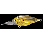Yearling Crankbait 4.5cm/7gr Gold/Black