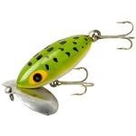 Clicker Jitterbug 7.5cm/17.7gr Frog/White Belly
