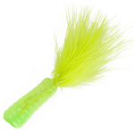Fuzz E Grub Bodies 5cm (15buc/pac) Chartreuse Shad