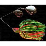 Spinnerbait Gigant B&S 2palete (Colorado + Colorado) 17gr Fire Tiger