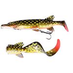 3D Hybrid Pike 17cm/45gr SS 02 Yellow Pike