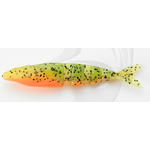 Live Magic Shad 14cm (3buc/pachet) Fire Perch