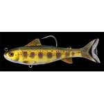 Trout Parr Swimbait 12.7cm/35gr Gold/Olive