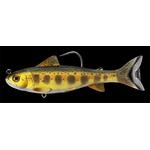 Trout Parr Swimbait 12.7cm/35gr Gold/Olive
