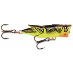 Hopper Popper 4cm/2gr Brown Yellow