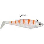 WildEye Swim Shad 8cm/10gr (3buc/plic) Pearl Demon