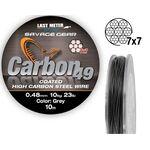 Struna Carbon49 10m 0.60mm/16kg