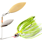 Booyah Blade Double Willow 14gr Chartreuse White Shad