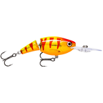 Jointed Shad Rap JSR04 Clown Gold