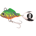 Asp Jigging Spinner UV 10gr Fire Zebra