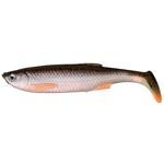 3D Bleak Paddle Tail 10.5cm/8gr (4buc/plic) Green Pearl Silver