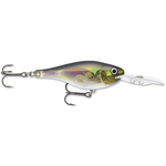 Glass Shad Rap GSR04 Olive Ghost