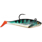 WildEye Swim Shad 8cm/10gr (3buc/plic) Perch