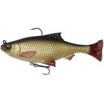 3D Pulse Tail Roach 10cm/17.5gr (2buc/pachet) Rudd
