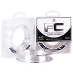 RTB Fluorocarbon FC Shockleader 50m 0.254mm-0.296mm