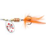 Rotativa Tondo Mosca (Fly) Silver/Red Nr.1/3gr