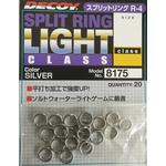 Inele despicate R-4 Light Class Silver
