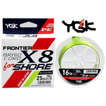 Frontier Braid Cord X8 for Shore 150m