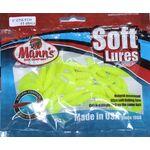 Twister Manns 7.5cm CTG (15buc/plic) Fluo Chartreuse FCH
