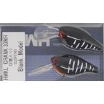 Crank 33MR 3.3cm/3gr Custom Painted (1buc/pac)