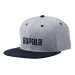 Sapca Rapala Flat Brim Cap - Grey/Black