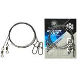 Struna RTB Duo Lock Wolfram Leader (2buc/plic) 35cm/10kg