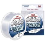 Fir ASSO Fluorocarbon Invisible Clear 50m 0.23mm/3.80kg