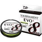 Tournament 8x Braid EVO+ 135m Chartreuse 14.7lb 0.10mm