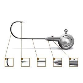 Jig Tanami Silver (10buc/Plic) Nr.4/2gr-4gr, Varianta: Jig Tanami Silver (10buc/Plic) Nr.4 3gr
