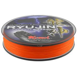 Ryujin PE 8 Braided 130m 20lb 0.10mm/9kg Orange