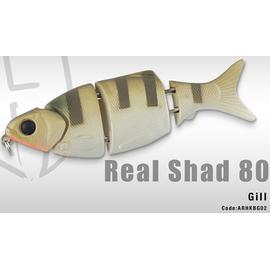 Real Shad 80S 8cm/10gr, Varianta: Real Shad 80S 8cm/10gr Gill