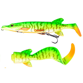 3D Hybrid Pike 17cm/45gr SS 04 Firetiger