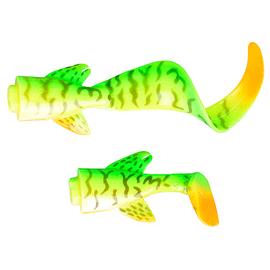 Coada de schimb 3D Hybrid Pike 17cm Firetiger