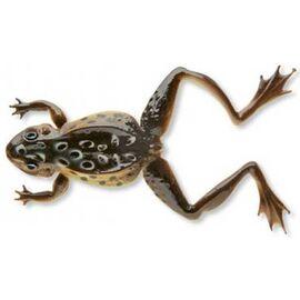 3D Soft Frog 12cm/16gr (2buc/pac), Varianta: 3D Soft Frog 12cm/16gr (2buc/pac) Black