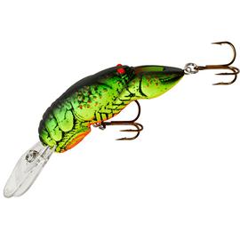 Deep Teeny Wee Crawfish D77, Varianta: Deep Teeny Wee Crawfish Chartreuse Green Back