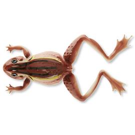 3D Soft Frog 12cm/16gr (2buc/pac), Varianta: 3D Soft Frog 12cm/16gr (2buc/pac) Brown