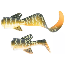 3D Hybrid Pike 17cm - cozi de schimb, Varianta: 3D Hybrid Pike 17cm - cozi de schimb SS01 Pike