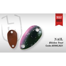 Trout Area Nail 2.2cm/2gr, Varianta: Trout Area Nail 2.2cm/2gr Chicken Trout